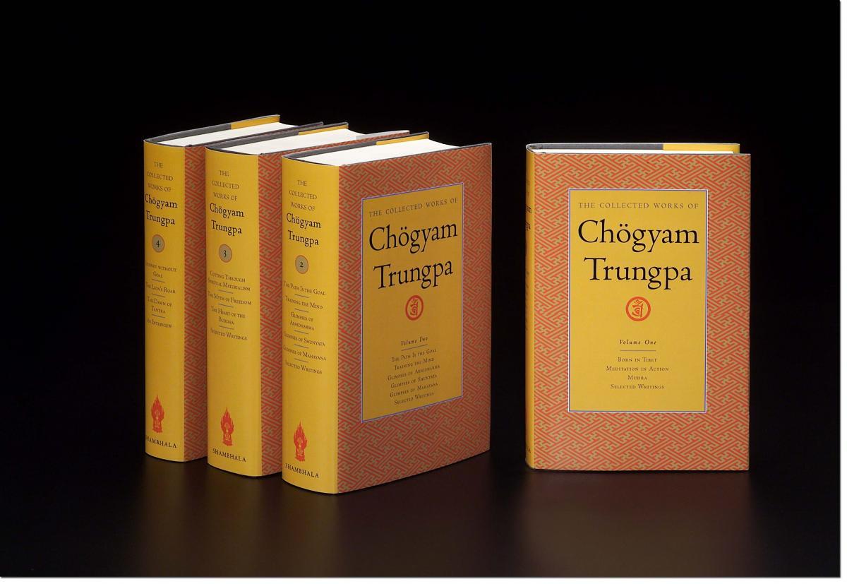 Дхарма книги