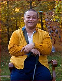 Jigme Khyentse Rinpoche in Bulgaria