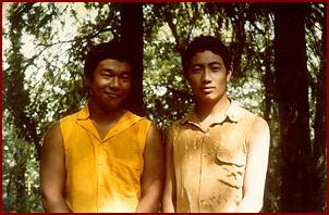 Jigme Khyentse and Rabjam Rinpoche