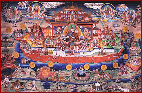 Чистата Сфера на Гуру Падмасамбхава